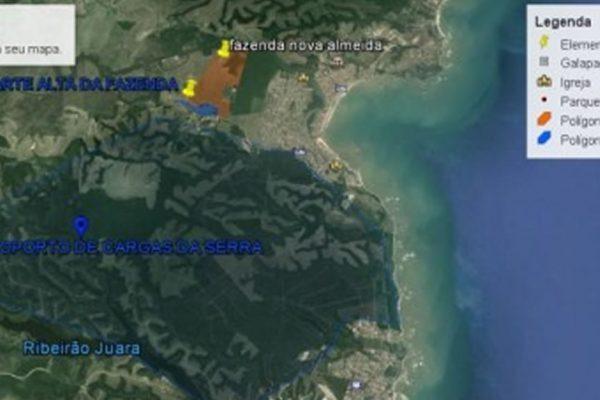 Área 46 Alqueires em Putirí - Serra ES