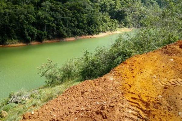 Chácara 1.000m² as Margens Represa Rio Bonito Sta Ma Jetibá ES